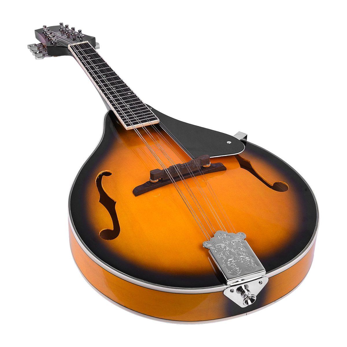 Kadence Acoustic Mandolin Sunburst