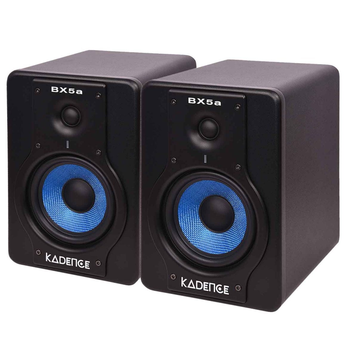 "kadence BX5A 5"" 2-way near-field studio reference monitors"