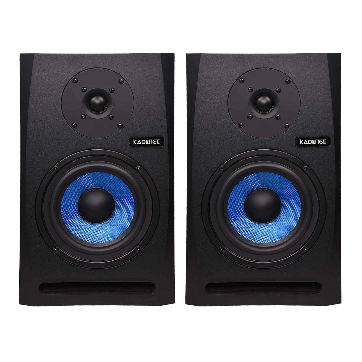 "Kadence M Series 6"" 2-way near-field studio reference monitors"
