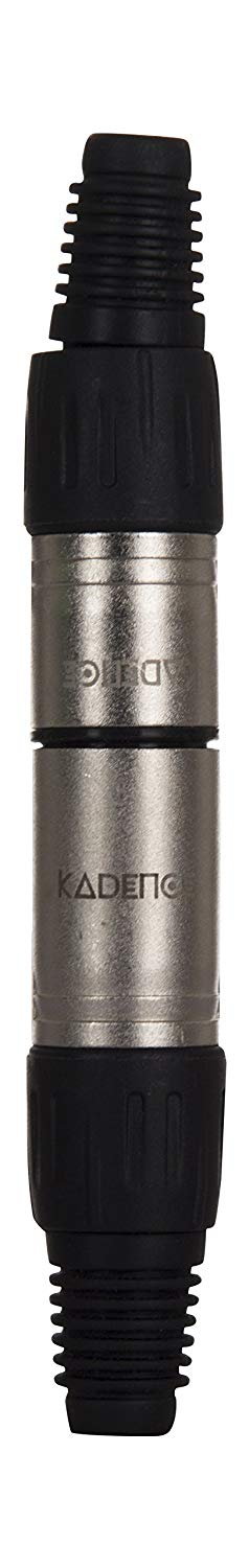 Kadence XLR Connector Female and Male Pack of 5