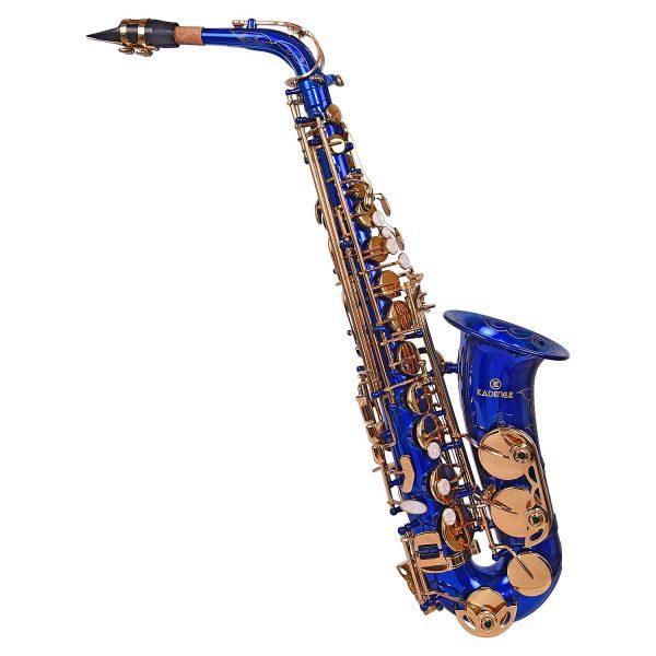 KXB Alto Saxophone Blue