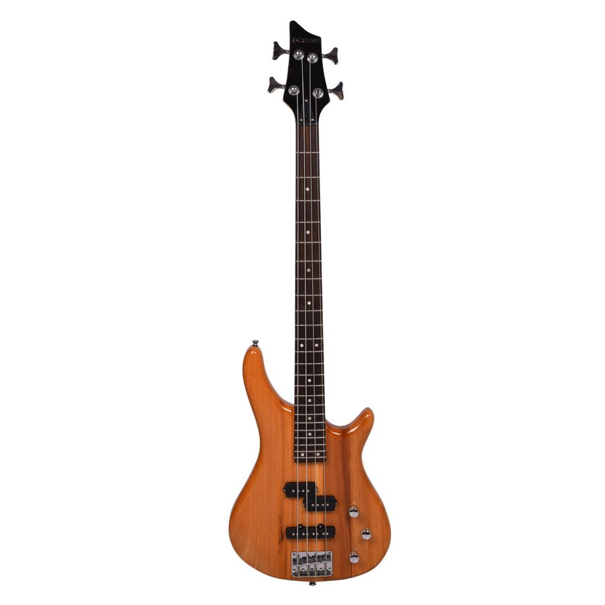 Kadence, Chronicle Series Electric Bass Guitar, Alder Wood EB-08
