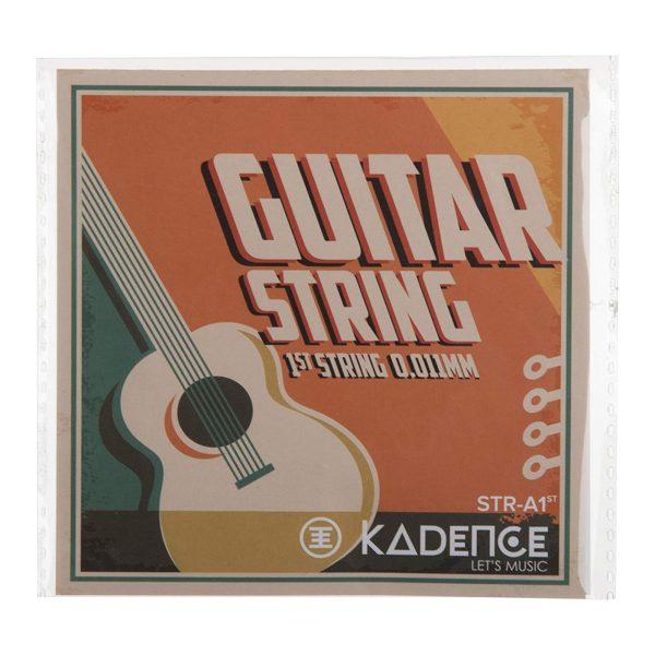 Kadence Acoustic Guitar Single 1st E String STRA-1ST