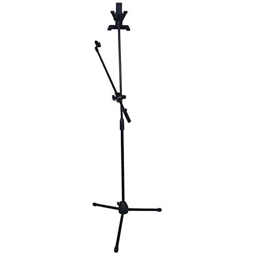 Kadence KAD-PAD-MSTD-1,Microphone Stand with IPad Holder