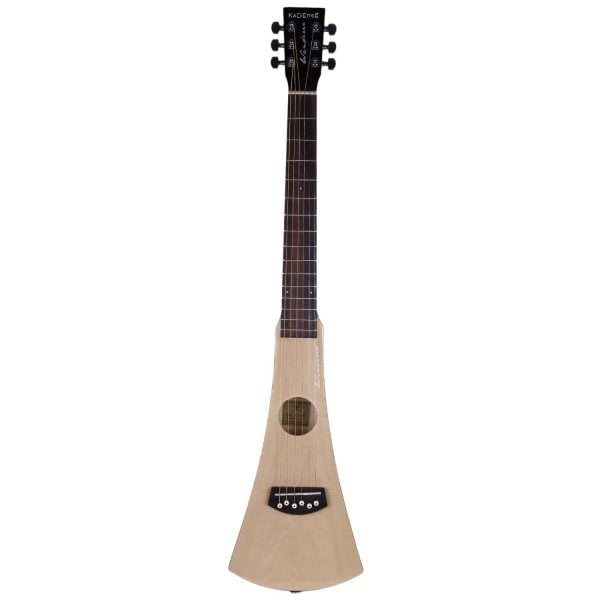 "WANDERER 36"" Spruce Wood Travel Guitar W01"