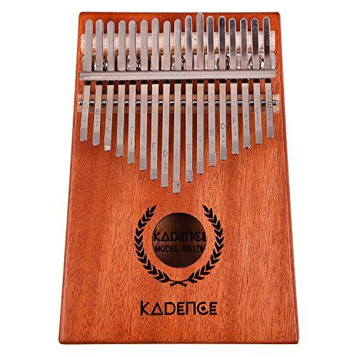 Kadence Pulse Kalimba Basswood K17R