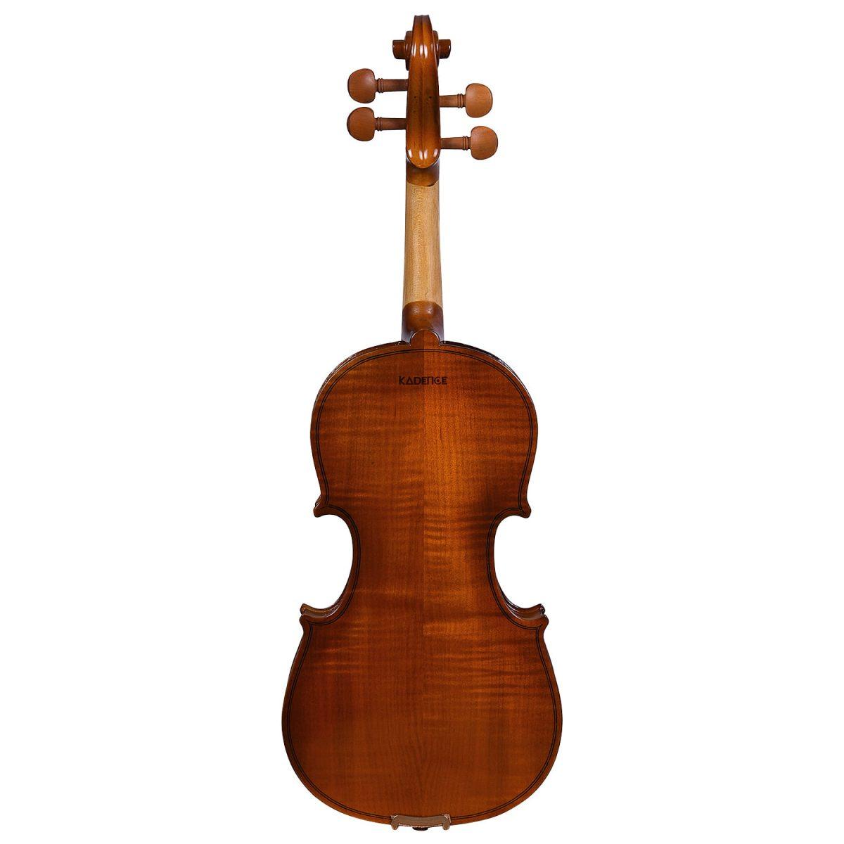 Kadence, Vivaldi 1/2 Violin With Bow, Rosin, Hard Case V-100S