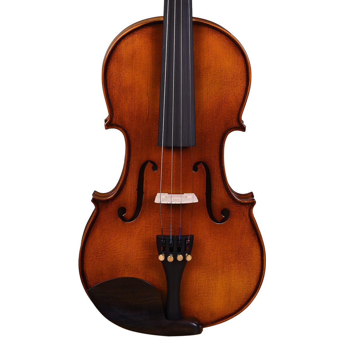 Kadence Vivaldi Violin V1001 Solid Spruce Top, Flame Maple Back