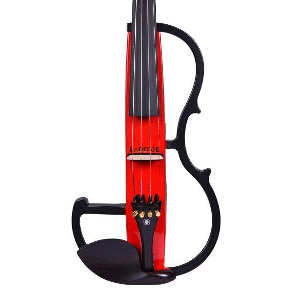 Kadence, Vivaldi 4/4 Electric Violin With Bow, Rosin, Hard Case VE101