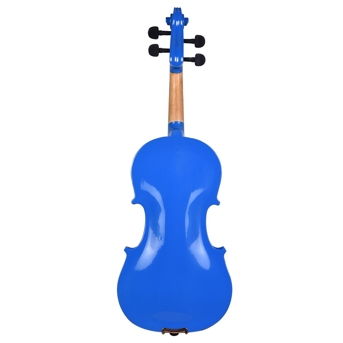 Kadence, Vivaldi 4/4 Violin With Bow, Rosin, Hard Case V-001BL BLUE
