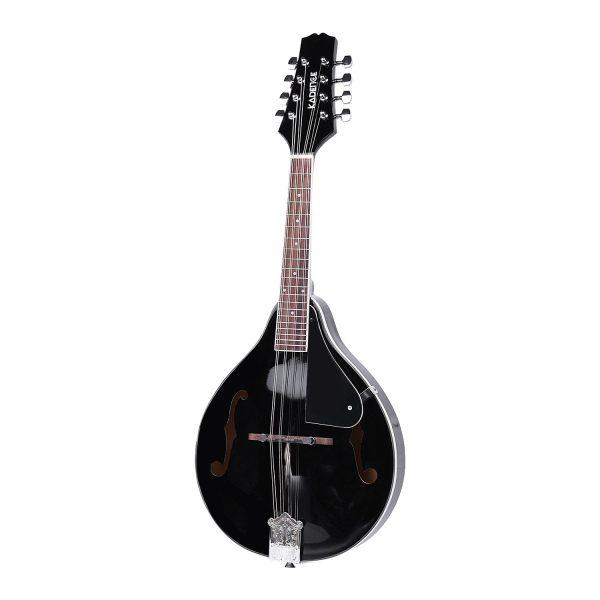Kadence Acoustic Mandolin Black